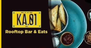 KA 01, Richmond Road, Bangalore North Indian Restaurant