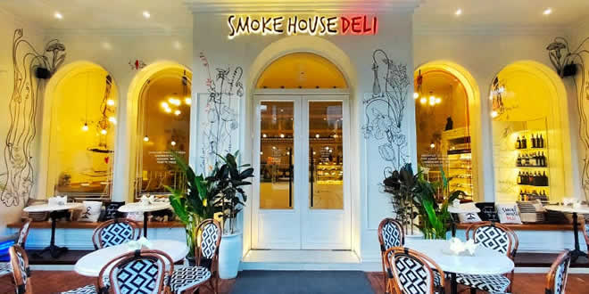 Smoke House Deli, ITPL Main Road, Whitefield, Bangalore