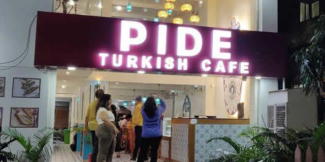 Pide Turkish Cafe, FC Road, Pune Turkish Restaurant