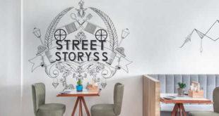 Street Storyss, Indiranagar, Bangalore