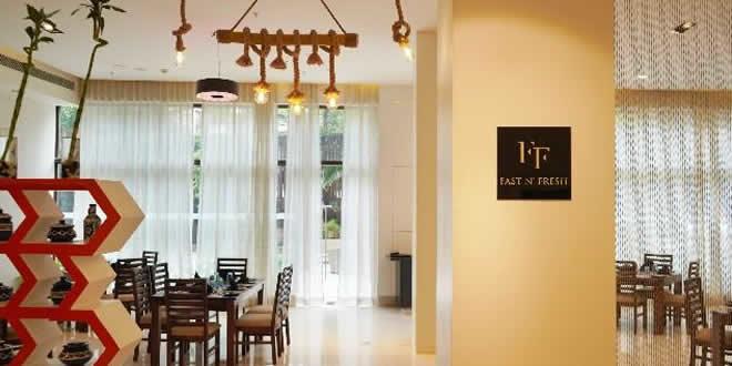 Fast N Fresh: Crowne Plaza, Bund Garden, Pune Chinese Food