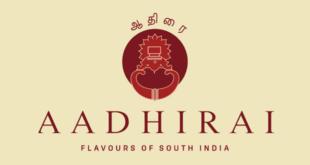 Aadhirai, Nungambakkam, Chennai South Indian Restaurant