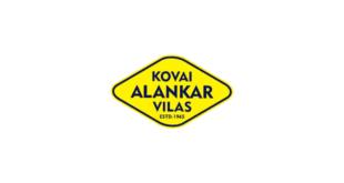 Kovai Alankar Vilas, Anna Nagar East, Chennai South Indian restaurant