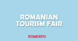 TTR: Romanian Tourism Fair, Bucharest