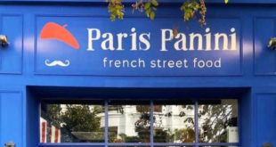 Paris Panini French Street Food, Indiranagar, Bangalore