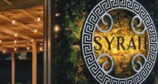 Syrah, Bhikaji Cama Place, New Delhi Mediterranean Restaurant